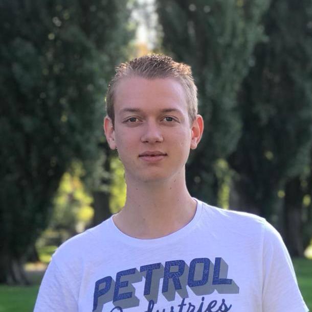 Mijn naam is Laurens van der Velde